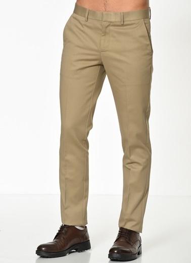 Beymen Business 4B0119100001 Slim Fit Pantolon Non-Iron Bej